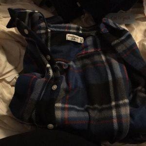 Abercrombie Kids Flannel Shirt